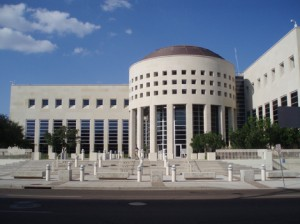 Laredo, TX, Federal Courthouse