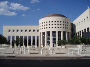 Laredo, TX, Federal Courthouse